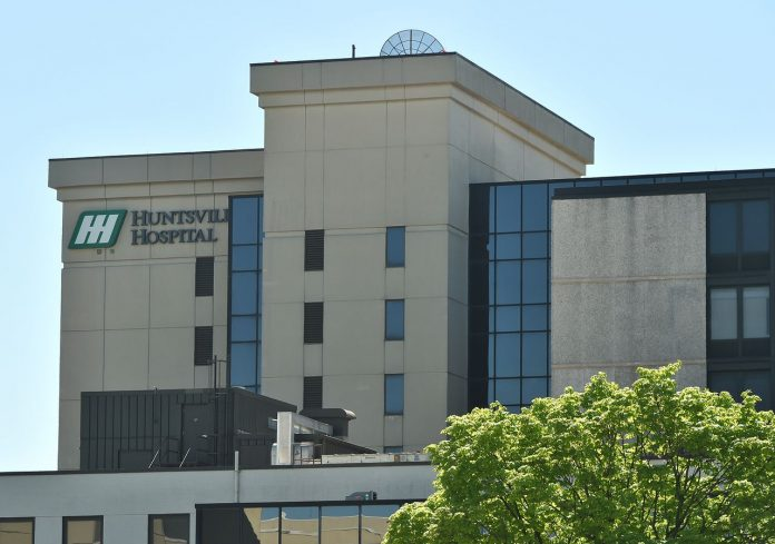 Out-of-state hospitals ask Huntsville Hospital to take coronavirus patients