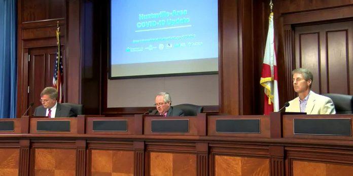 Huntsville officials update latest on COVID-19