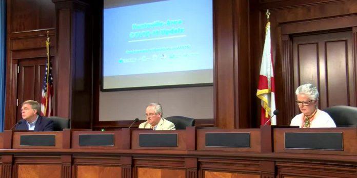 Huntsville area leaders update latest on COVID-19