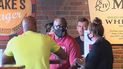 Huntsville restaurants prepared to enforce new masking order