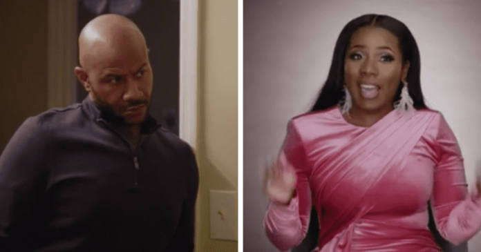 'Love and Marriage: Huntsville': Marsau accuses LaTisha of not putting enough effort into their marriage