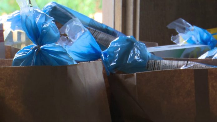 United Church of Huntsville, Huntsville Helping Hands helps feed families affected by pandemic