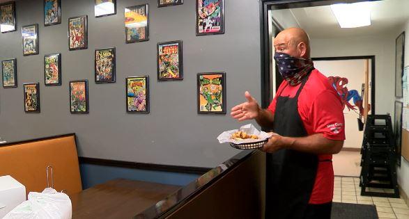 Huntsville restaurant still seeing dine-in customers despite face mask requirement