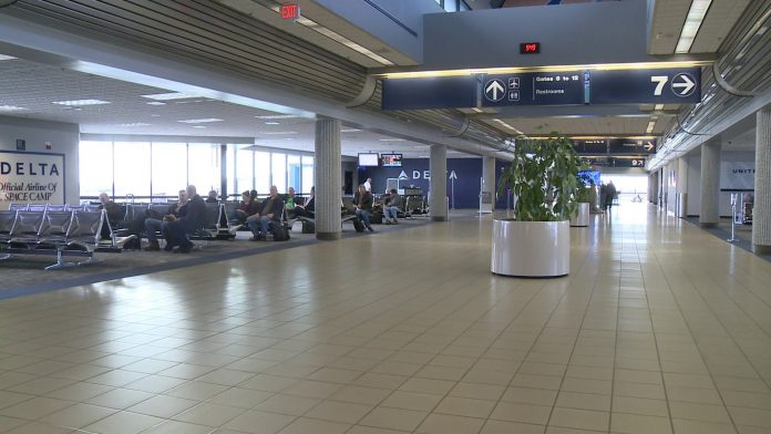 Visitor Center at Huntsville International Airport reopens