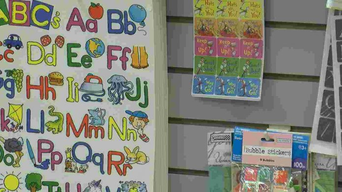 Huntsville nonprofit giving free school supplies to teachers