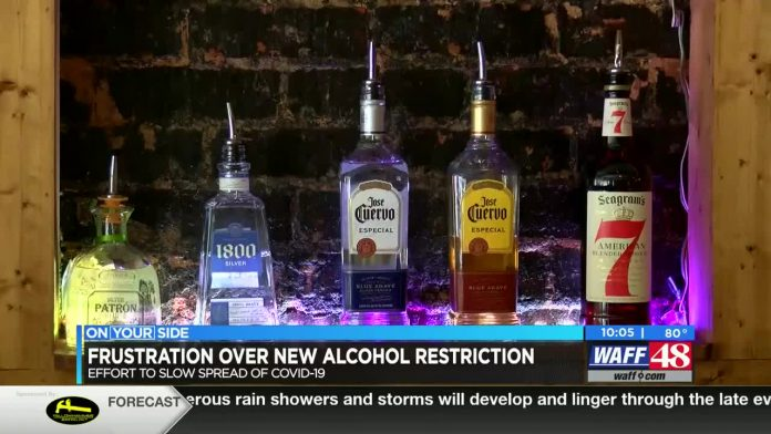 Huntsville bar employees upset by new alcohol sales restriction