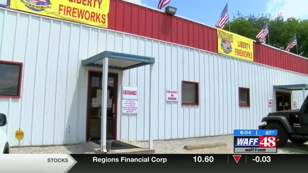 Local fireworks businesses see boom during the pandemic