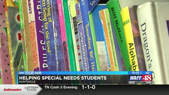 Huntsville City Schools working to help students with disabilities