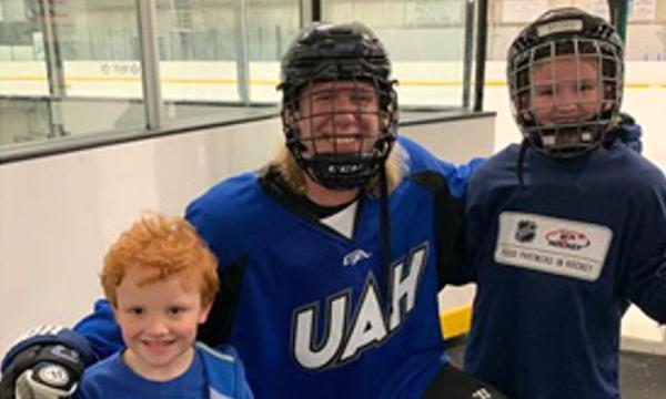 Alabama-Huntsville Program to 'Charge On' Following Fundraiser