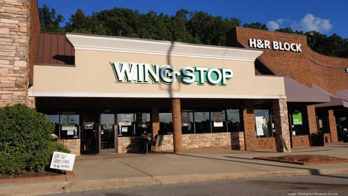 Wingstop opens along US 280, plans 4 more locations