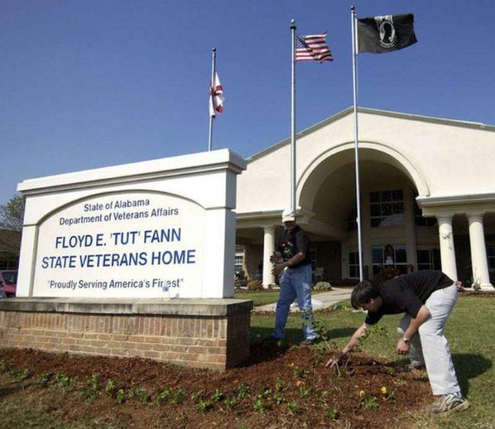 26 have COVID-19 at Alabama's Floyd E. 'Tut' Fann State Veterans Home in Huntsville