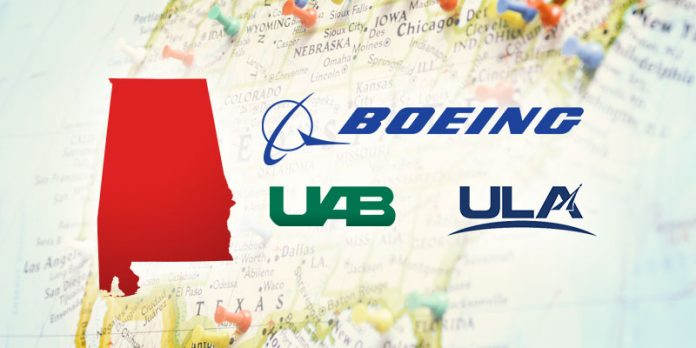 UAB, Boeing top Forbes list of Alabama's best employers for 2020