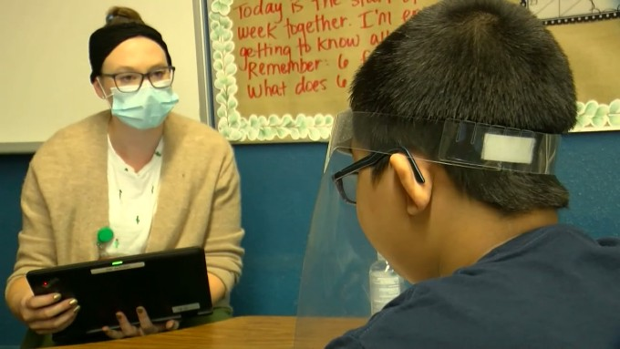 Huntsville pediatrician explains risks of going back to school during the pandemic