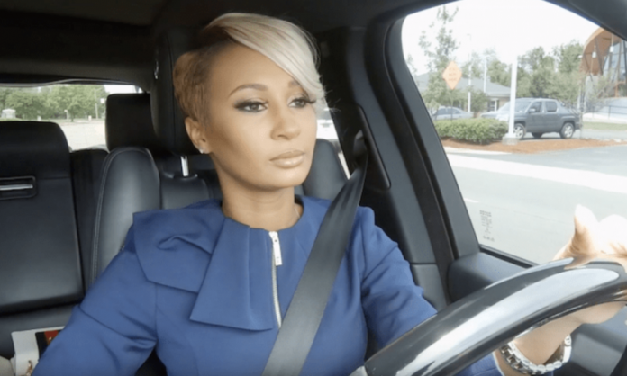 'Love & Marriage: Huntsville's' Melody Holt Says There Were No Warning Signs That Her Marriage With Martell Would Not Work Out