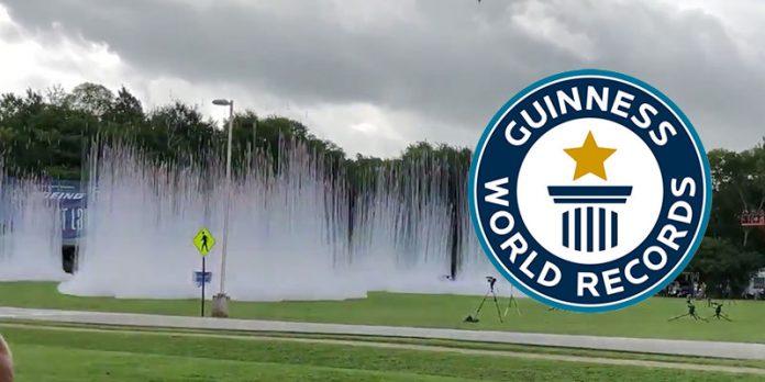 Guinness: World record set in Huntsville