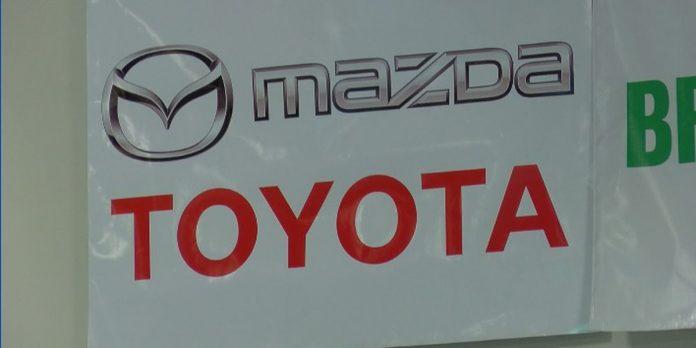 $830 million investment going into Huntsville Mazda Toyota plant