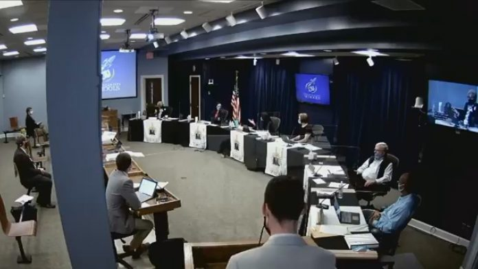 School board: Huntsville students could return to the classroom earlier than nine weeks