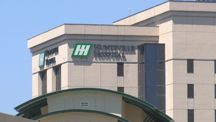 Huntsville Hospital CEO: Number of coronavirus patients hospitalized is 'down substantially'