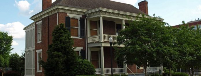 Church Street Wine Shoppe Moving to the Historic Humphreys–Rogers House