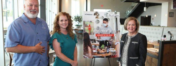 Huntsville Restaurant Week 2020: Socially Distant, Still Delicious