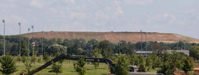'Trash Mountain' a Modern Landfill Rising over Southwest Huntsville