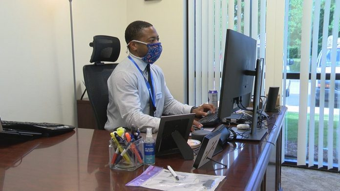 Local business helps employees as schools in Madison County prepare for virtual start