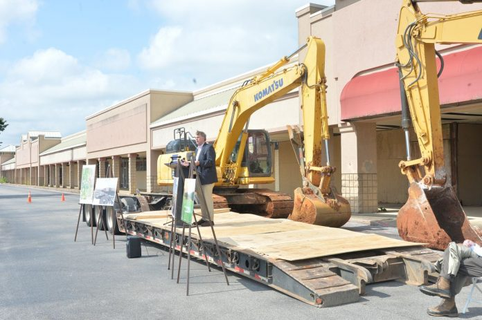 South Huntsville growing with new Publix-anchored center