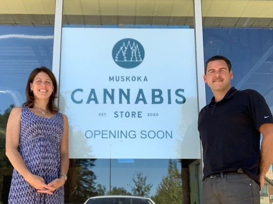 7 Muskoka cannabis stores could open by early 2021