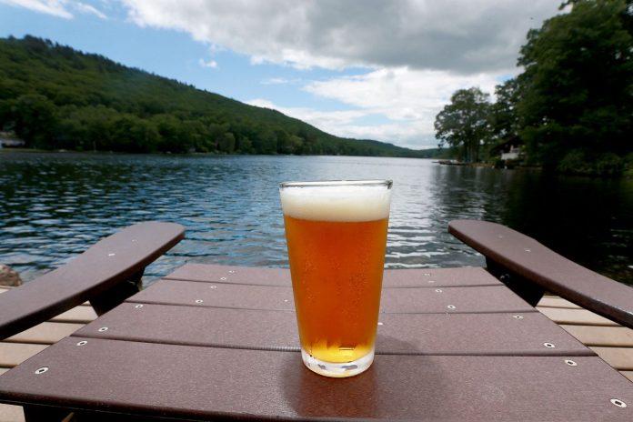 Huntsville beers perfect for the pool, lake and beach