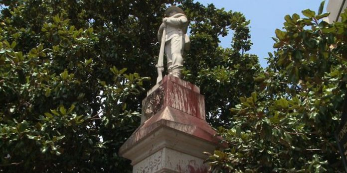 Madison County Commission says it will not break the law to remove a Confederate monument