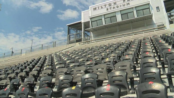 Huntsville City Schools puts safety measures in place to protect players, fans during fall sports