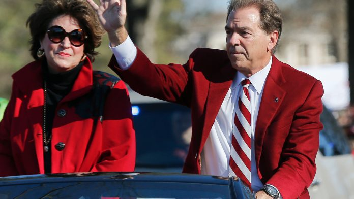 Nick and Terry Saban donate to save Space Camp in Huntsville
