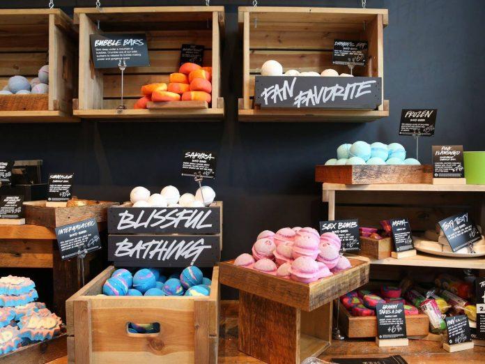 Lush cosmetic store now open in Huntsville's Bridge Street Town Centre