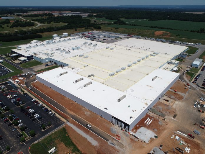 Toyota Alabama installing 3.3-acre solar array in environmental push