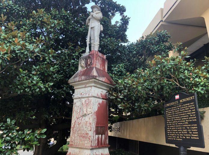 Huntsville city council losing patience over Confederate monument dispute