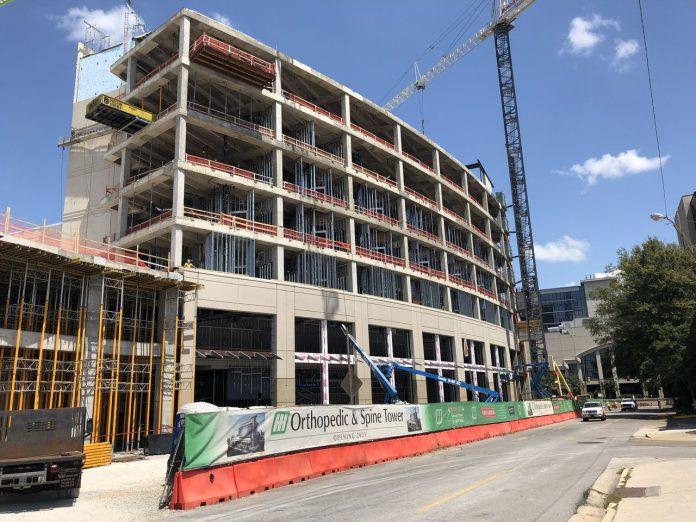Major construction projects in Huntsville push forward despite coronavirus