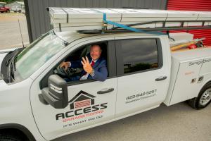 ACCESS GARAGE DOORS EXPANDS INTO HUNTSVILLE MARKET