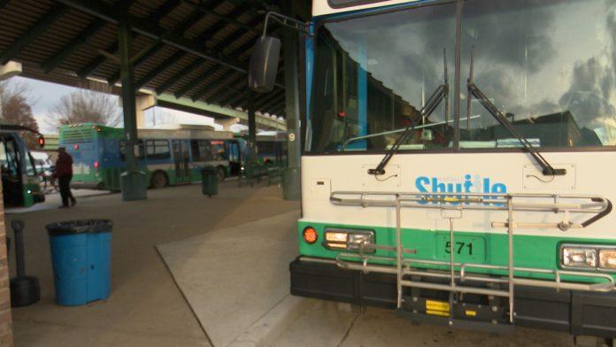 Huntsville gets grant to build bigger bus station