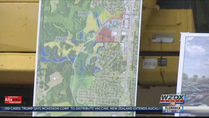 New shopping center coming to South Huntsville: Mayor Battle says will impact property values