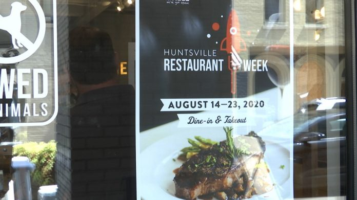 Business has been 'busy' for locals during 'Restaurant Week'