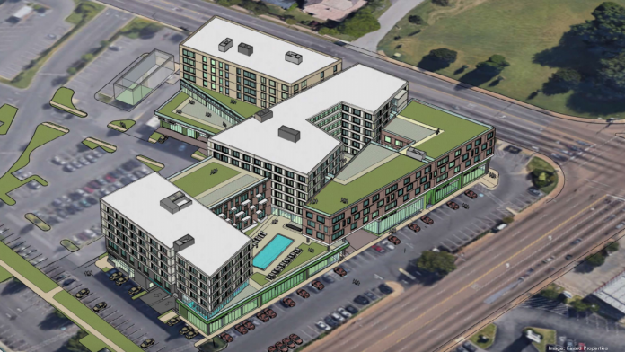 Poplar Plaza developer gives backstory on $56M redevelopment, seeks tax break