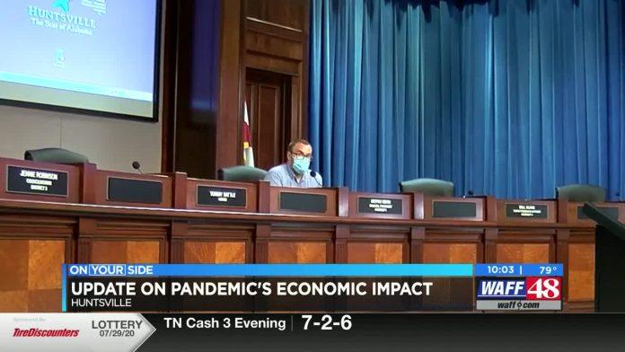Huntsville mayor says city has $10M-$15M deficit, but has a plan