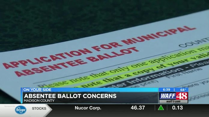 Deadline to vote absentee in municipal election getting closer