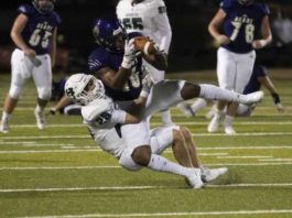 Huntsville escapes Montgomery with share of district title
