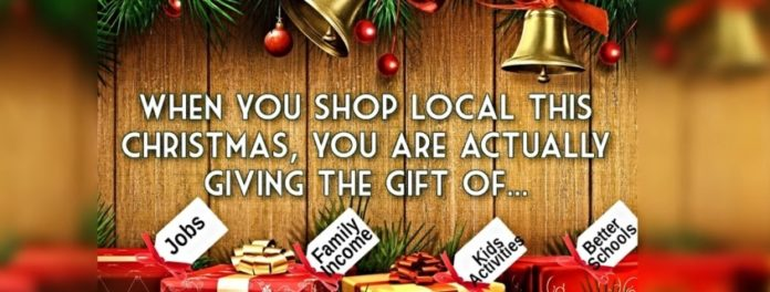 Some Ideas for Shopping Local, Shopping Small for the Holidays