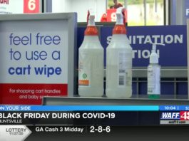 Here's how COVID-19 is impacting Black Friday locally