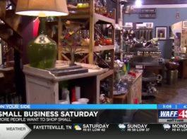 Small Business Saturday in Huntsville