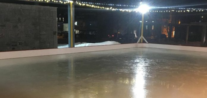 There'll be no ice skating at River Mill Park this year