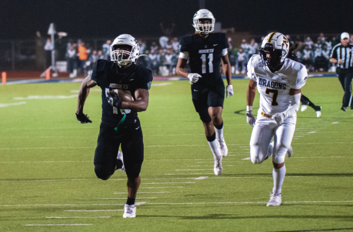 Huntsville goes for third straight area title against Barbers Hill