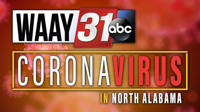 WATCH: Coronavirus pandemic update for Madison/Huntsville